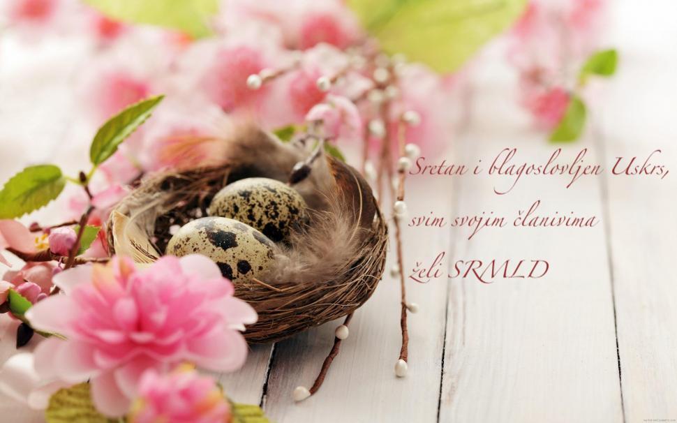 Čestitka za Uskrs