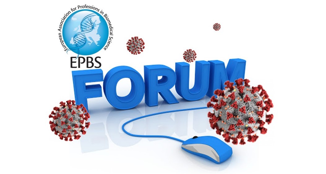 EPBS – COVID-19 Laboratory Science Forum