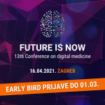 13-a konferencija digitalne medicine FUTURE IS NOW u Zagrebu