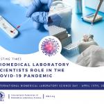 Međunarodni Dan medicinsko-laboratorijskih djelatnika – 15. travnja